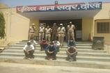 दौसा में पेट्रोल पंप लूट मामले में 7 आरोपी गिरफ्तार, 18 मई की है घटना
