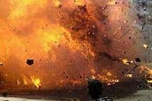 कानपुर: दहशत फैलाने के लिए हॉटस्पॉट इलाके में फोड़ा देसी बम, पांच घायल