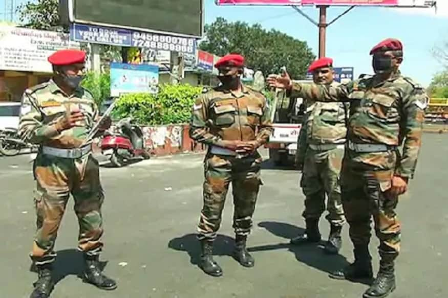 2 more BSF personnel in Tripura infected with covid 19