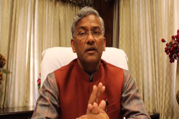 सीएम त्रिवेंद्र सिंह रावत उत्तराखंड को सूचना और  प्रौद्योगिकी के क्षेत्र में डेवलप करना चाहते हैं (फाइल फोटो)