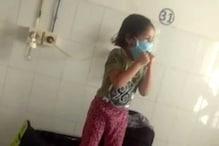 कानपुर: अस्पताल में  जमकर नाची 3 साल की कोरोना संक्रमित बच्ची, VIDEO वायरल