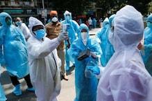 मुंबई में एक IPS अधिकारी कोरोना पॉजिटिव, 15 पुलिसकर्मी किए गए क्वारंटीन