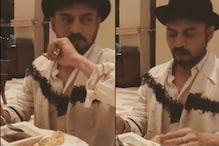 जब होटल में बैठकर इरफान ने खाए थे गोलगप्पे, बेटे ने शेयर किया UNSEEN वीडियो