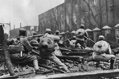 जब जापानियों ने चीन पर किया था हमला, शंघाई में घुसकर बिछा दी थी लाशें