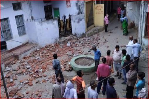 जौनपुर में तूफानी कहर में तीन लोगों की मौत और कई घायल (फाइल फोटो)