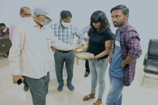 जशपुर में आदिमानव सभ्यता के प्रमाण मिले हैं.