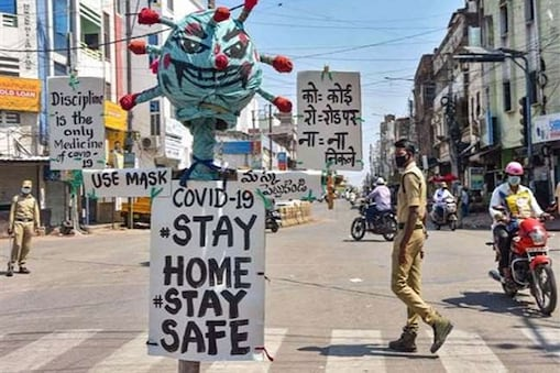 बिहार के पटना, भागलपुर, मुजफ्फरपुर, नवादा समेत सात जिलो में लॉकडाउन लागू. (प्रतीकात्मक फोटो)