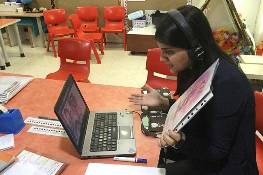 ऑनलाइन शिक्षण क्लास रूम का विकल्प नहीं हो सकता