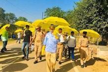 बरेली: लॉकडाउन का पालन कराने के लिए बीजेपी विधायक की अनोखी पहल