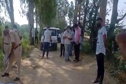 दिल्ली पुलिस के जवान की गोली मारकर हत्या