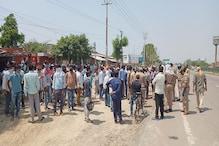 उन्नाव: सैलरी मांगने फैक्ट्री पहुंचे सैकड़ों मजदूर, उड़ी लॉकडाउन की धज्जियां