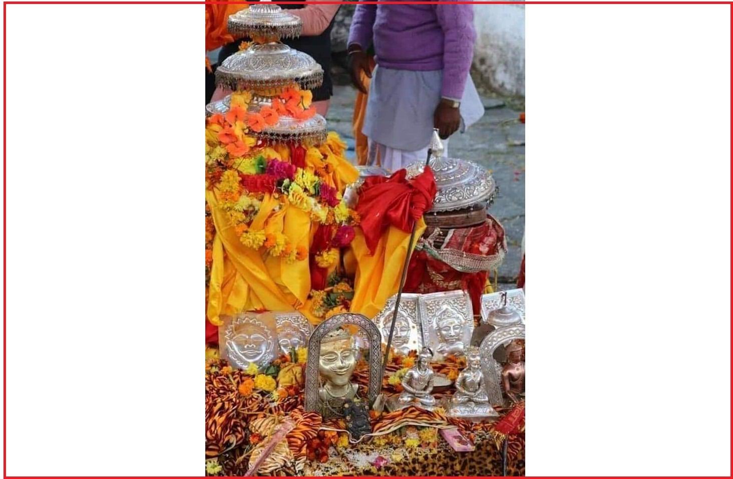 तुंगनाथ के कपाट खुलने के साथ ही उत्तराखंड के पंचकेदार के कपाट ग्रीष्मकाल के लिए खुल गए हैं.