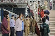 UP में फंसे प्रवासी श्रमिकों के लिए शुरू हुई स्पेशल ट्रेन आज छत्तीसगढ़ रवाना