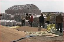 किसानों के साथ हो रही खुली लूट, गेहूं खरीद केंद्रों में चल रहा कमीशन का खेल