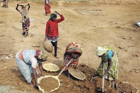 बिहार में प्रवासी मजदूरों को भी मिलेगा काम, सरकार कर रही 1.10 लाख लोगों के रोजगार का इंतजाम!