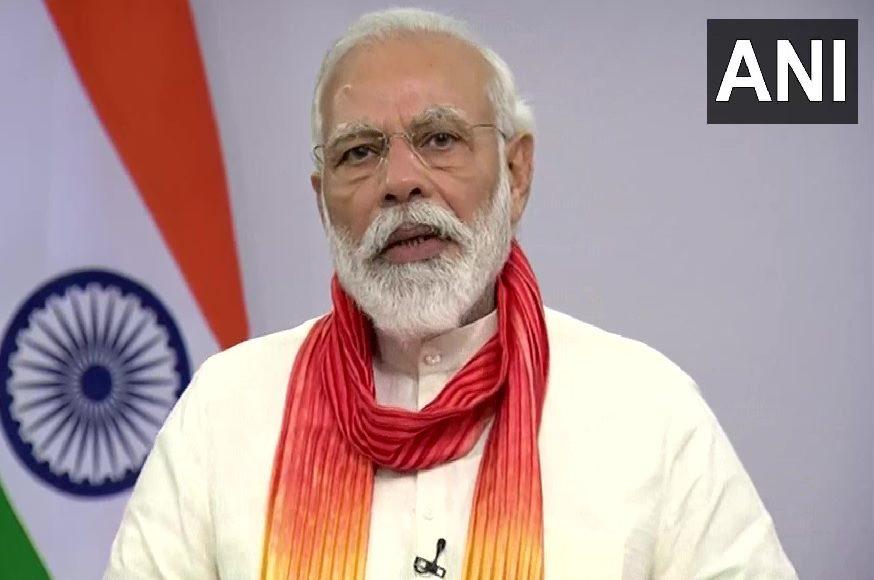 PM मोदी ने भोजपुरी में शेयर किया राष्ट्र के नाम संबोधन का वीडियो, मिथिला,उर्दू और बांग्ला में भी किए ट्वीट - News18 हिंदी