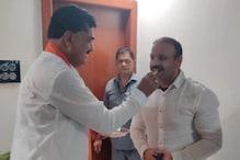 रासुका आरोपी जीतू चौधरी के साथ कृषि मंत्री की फोटो वायरल, उठा सियासी भूचाल