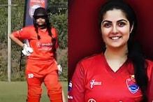 पुरुष खिलाड़ियों के साथ इस लीग में खेलने उतरी ये भारतीय महिला क्रिकेटर, रचा इतिहास