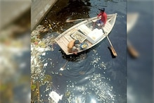 Udaipur: पर्यटक स्थल गोवर्धन सागर तालाब में हजारों मछलियों की मौत से उठे सवाल