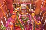प्रयागराज के बड़े हनुमान मंदिर में COVID-19 के नाश के लिए हुई विशेष पूजाअर्चना