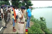 मुजफ्फरपुर में मिली युवती की तैरती हुई लाश, हाथ पैर बांधकर जलाया हुआ था चेहरा