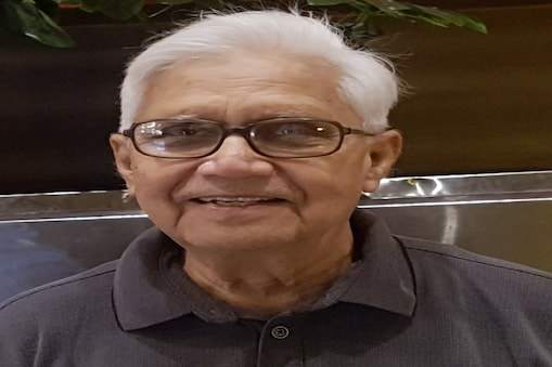 अपने बड़े भाई के परिवार संग अमेरिका में फंसे महशूर नदी एवं पर्यावरणविद् डॉ. दिनेश मिश्रा.