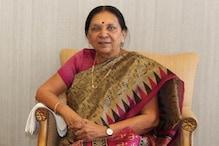 UP की राज्यपाल आनंदीबेन पटेल को मिला मध्य प्रदेश का अतिरिक्त कार्यभार