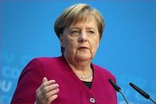 जर्मनी की चांसलर ने किया आगाह, corona महामारी का दूसरा दौर शुरू होने का खतरा