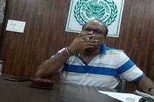 सरकारी दफ्तर इनके लिए नहीं है NO Smoking जोन, कार्यालय में ही कश लगा रहे अफसर