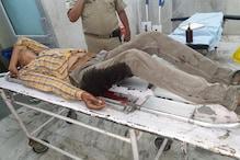 हथियारों का बड़ा तस्कर योगेश पंडित Delhi Police के एनकाउंटर में हुआ घायल