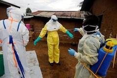 कोरोना और टिड्डियों के बाद अब इबोला वायरस ने भी दी दस्तक, इस देश में 5 मौतें