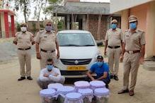 32 हजार नशीली गोलियों के साथ दो युवक गिरफ्तार, पंजाब करने जा रहे थे सप्लाई