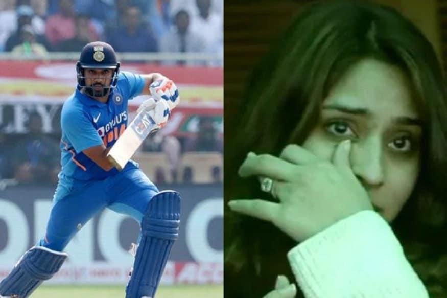 वनडे क्रिकेट में सबसे ज्यादा तीन दोहरे शतक लगाना का रिकॉर्ड भारत के सलामी बल्लेबाज रोहित शर्मा के नाम हैं. उन्होंने 2017 में श्रीलंका के खिलाफ दूसरे वनडे मैच में तीसरा दोहरा जड़ा था. इस मैच में उनकी पत्नी भी छाई रही थी.