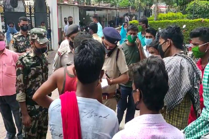 बिहार के सीतामढ़ी में भारत-नेपाल सीमा पर हुई गोलीबारी
