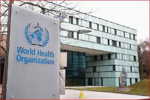 विश्व स्वास्थ्य संगठन के कार्यालय की तस्वीर (फाइल फोटो)