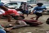 नालंदा: बिहारशरीफ में मवेशी चोरी के आरोपी की पिटाई का दर्दनाक वीडियो वायरल!