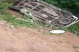 छतरपुर में तेज़ रफ्तार गाड़ी ने 3 बाइक को रौंदा, 8 लोगों की मौत