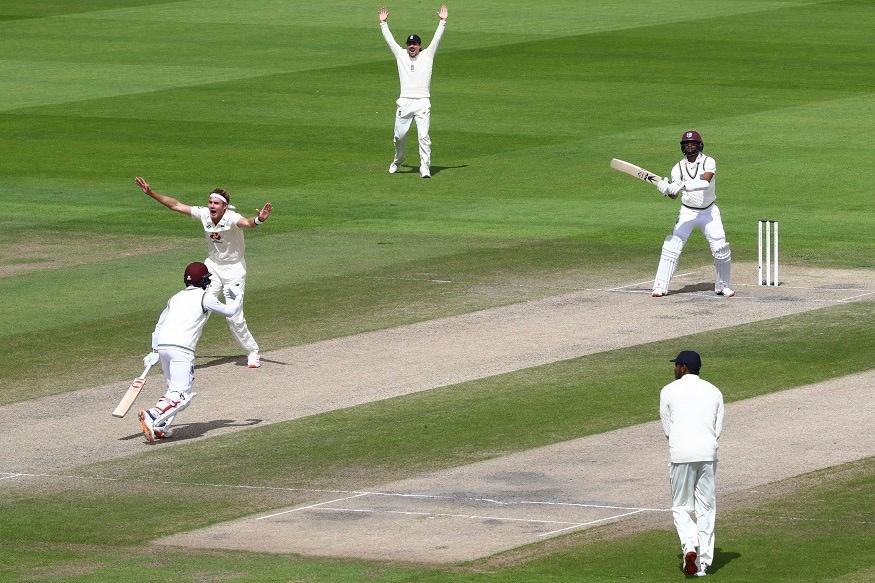 नई दिल्ली. मैनचेस्टर में खेले गए तीसरे टेस्ट मैच में इंग्लैंड ने वेस्टइंडीज को एकतरफा अंदाज में 269 रनों से हरा दिया. इस जीत के साथ ही उसने तीन मैचों की टेस्ट सीरीज पर 2-1 से कब्जा कर लिया. इंग्लैंड को इस जीत के बाद वर्ल्ड टेस्ट चैंपियनशिप में बड़ा फायदा हुआ है. उसने न्यूजीलैंड को पीछे खिसकाते हुए नंबर 3 पर जगह बना ली है.