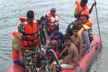 नेपाल के तराई इलाके में भारी बारिश के अनुमान से मधुबनी में बढ़ा बाढ़ का खतरा
