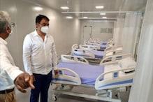 कर्नाटक: कोविड-19 संक्रमित लोगों के घर तक जाएगा मोबाइल ICU