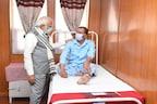 गलवान हिंसा में घायल हुए जवानों से मिले PM मोदी, कहा- दुनिया आपकी वीरता का एनालिसिस कर रही है