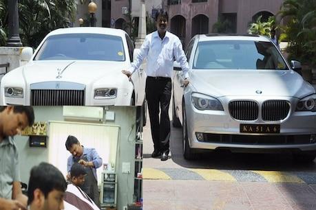 एक 'आम' आदमी की खास बात, Rolls Royce में चलता है हेयर कटिंग करने वाला ये शख्स