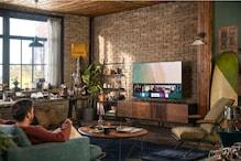 Samsung ने लॉन्च की SmartTV की 2 सीरीज, मिलेगा 4K कंटेंट और कई खास फीचर्स