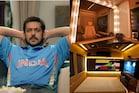 Photos: इतनी अलीशान है सलमान खान की वैनिटी वैन, Inside तस्वीरें देख रह जाएंगे हैरान
