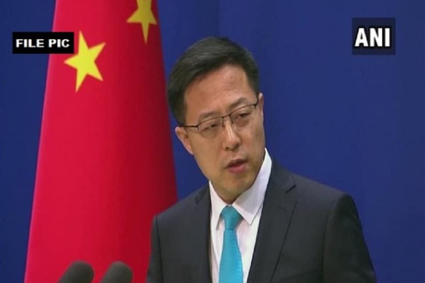 Zhao Lijian, Foreign Ministry, China