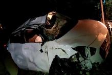 अनियंत्रित कार ने कई राहगीरों को कुचला, 1 की मौत, 8 गंभीर रूप से घायल