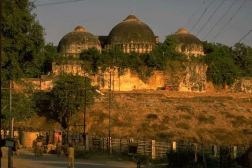 babri mosque, ram mandir, ayodhya