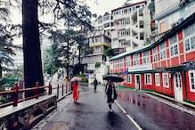 हिमाचल में 3 दिन येलो अलर्ट: मंडी और शिमला में झमाझम बरसे बादल