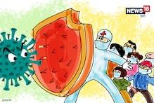 देश में बीते 24 घंटे में रिकॉर्ड 20,572 रोगी कोरोना संक्रमण से मुक्त हुए