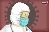 COVID-19 आइसोलेशन वार्ड में डॉक्टर ने की नर्स से छेड़खानी, जमकर हुई धुनाई